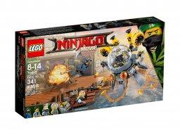 Lego Ninjago® Movie™ Latająca meduza