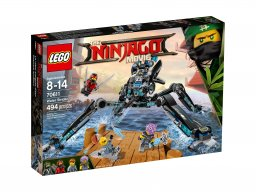 Lego Ninjago® Movie™ Nartnik