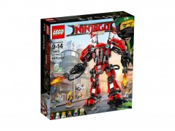 Lego Ninjago® Movie™ Ognisty robot