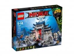 LEGO Ninjago® Movie™ Świątynia broni ostatecznej 70617