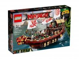Lego Ninjago® Movie™ Perła Przeznaczenia
