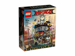 LEGO Ninjago® Movie™ Miasto NINJAGO®