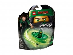 Lego Ninjago® Movie™ Lloyd - mistrz Spinjitzu