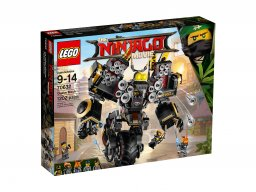 LEGO 70632 Ninjago Movie Mech wstrząsu