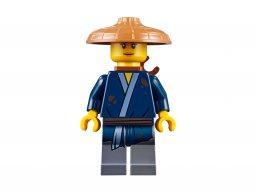 Lego 70657 Ninjago® Movie™ Doki w Mieście NINJAGO®