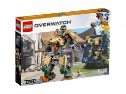 LEGO Overwatch® 75974 Bastion