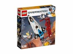 LEGO 75975 Overwatch® Posterunek: Gibraltar
