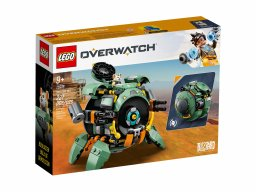 LEGO Overwatch® Wrecking Ball 75976