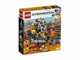 LEGO 75977 Wieprzu i Złomiarz