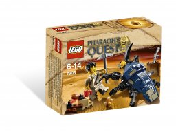 LEGO 7305 Pharaoh's Quest Scarab Attack