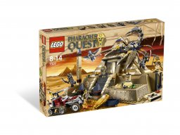 LEGO 7327 Pharaoh's Quest Scorpion Pyramid