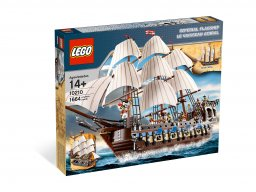 LEGO 10210 Pirates Imperial Flagship