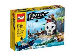 Lego Pirates 70411 Wyspa skarbów