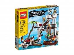 Lego Pirates 70412 Żołnierska forteca