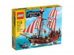 LEGO 70413 Pirates Statek piratów