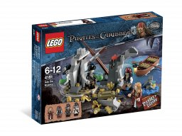 LEGO Pirates of the Caribbean™ 4181 Isla de la Muerta