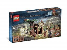 LEGO Pirates of the Caribbean™ The Cannibal Escape 4182