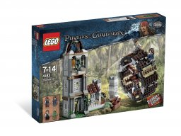 LEGO Pirates of the Caribbean™ The Mill 4183