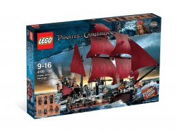 LEGO Pirates of the Caribbean™ 4195 Queen Anne's Revenge