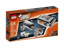 LEGO Power Functions 8293 Zestaw silnika