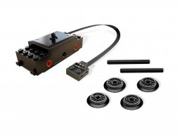 LEGO Power Functions 88002 Silnik lokomotywy