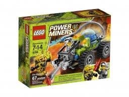 LEGO 8188 Power Miners Pogromca Ognia