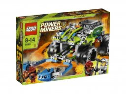 LEGO 8190 Power Miners Chwytacz