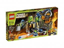 LEGO 8191 Power Miners Lavatraz