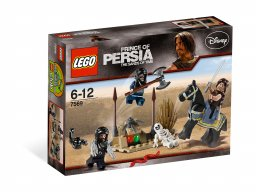 LEGO Prince of Persia Atak na pustyni 7569