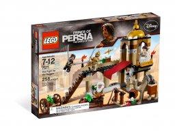 LEGO Prince of Persia 7571 Walka o sztylet
