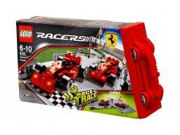 LEGO Racers Bolidy F1 Ferrari 8123