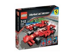 LEGO 8168 Ferrari Victory