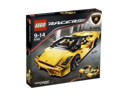 LEGO Racers Lamborghini Gallardo LP560-4 8169