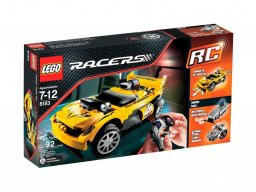 LEGO 8183 Track Turbo RC