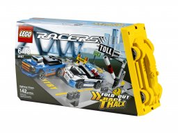 LEGO Racers 8197 Chaos na autostradzie