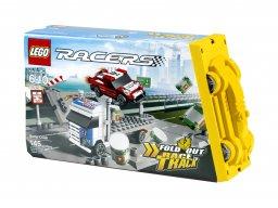 LEGO Racers Kraksa na rampie 8198