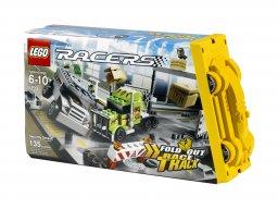 LEGO Racers Stłuczka i kradzież 8199