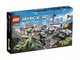 LEGO 8211 Brick Street Getaway