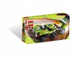 LEGO Racers Groźna Żmija 8231