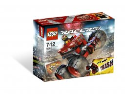 LEGO Racers Szalony Demon 9092