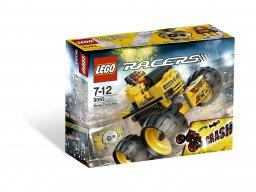 LEGO Racers 9093 Miażdżący Siłacz