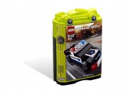 LEGO 8301 Racers Tiny Turbos Miejski Egzekutor
