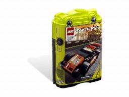 LEGO Racers Tiny Turbos 8304 Dymiący Przecinak