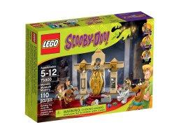 LEGO 75900 Scooby Doo Tajemnica muzeum mumii