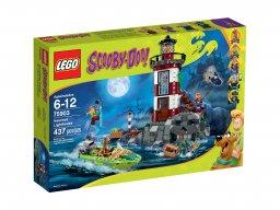 Lego Scooby Doo Nawiedzona latarnia 75903