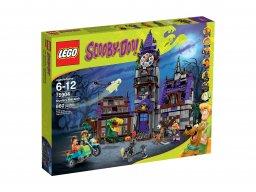 LEGO Scooby Doo Tajemniczy dwór 75904