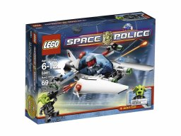 LEGO 5981 Raid VPR