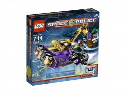 LEGO 5982 Space Police Smash'n Grab