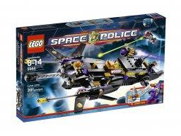 LEGO Space Police 5984 Lunar Limo