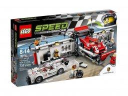 LEGO 75876 Porsche 919 Hybrid i 917K Pit Stop